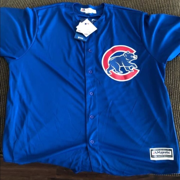 low priced 2c717 23943 Chicago CUBS Javier Baez Jersey NWT